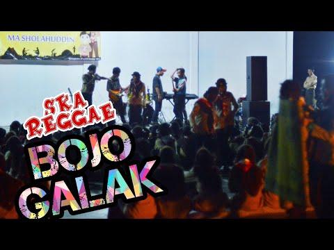 FUN MOST (POP-REGGAE-SKA) Bojo galak (cover ska reggae) acara PAA MA Sholahuddin