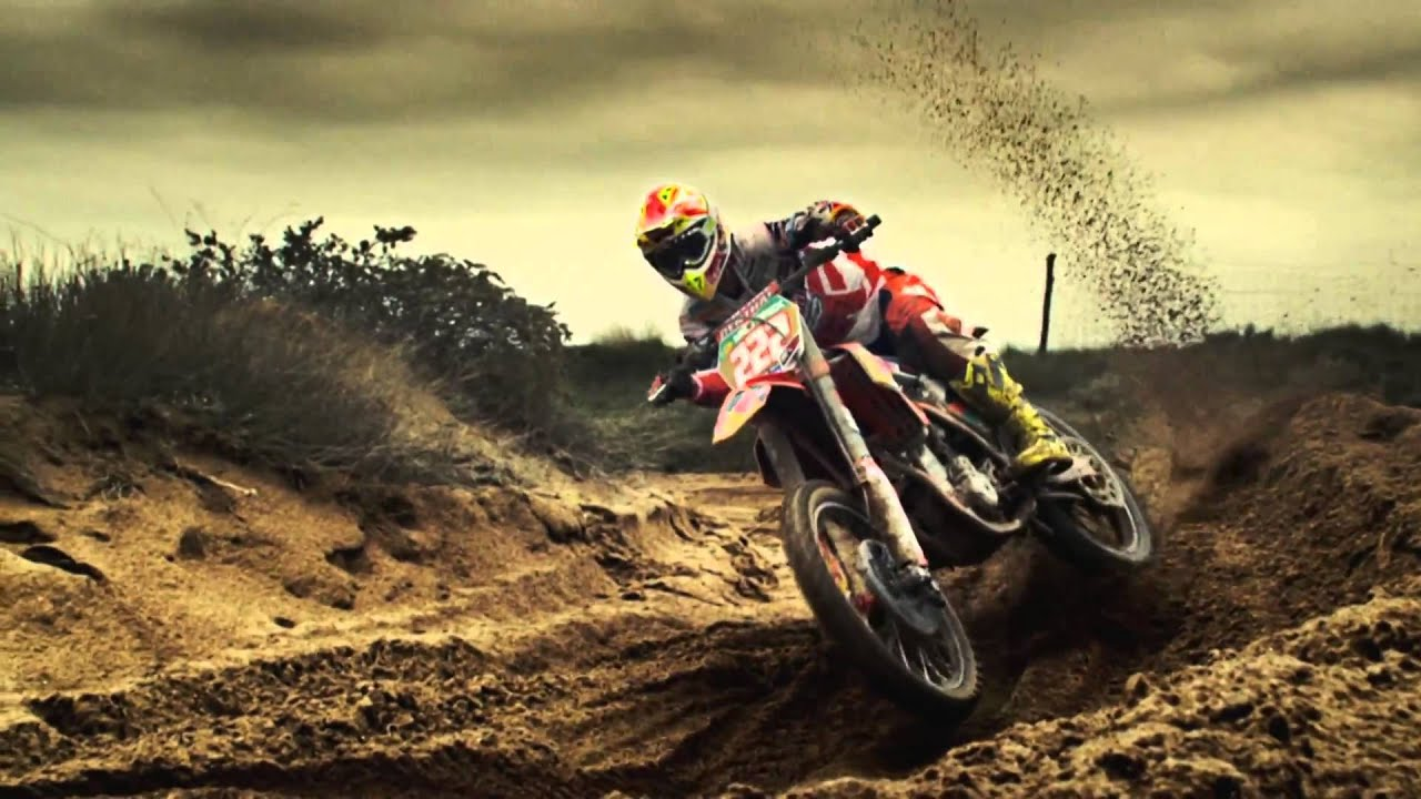 Kawasaki Wallpaper Hd Training For The Championship With Motocross Athlete Tony