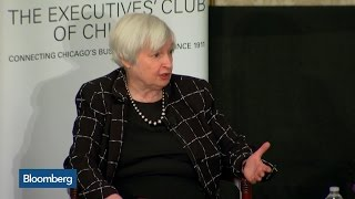 Yellen Says Immigration Contributes a Lot to Labor Force