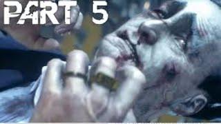 Batman arkham knight gameplay #5:saving simon stagg