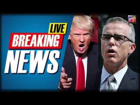 BREAKING: He's LOSING It ALL! Trump to FIRE FBI's Most Corrupt Official Days Before Getting Pension