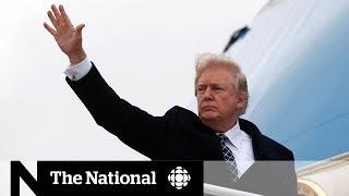 Trump cancels London embassy visit