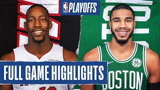 HEAT at CELTICS | FULL GAME HIGHLIGHTS | September 17, 2020
