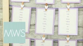 Wedding Seating Plan: Maid At Home S01e4/8