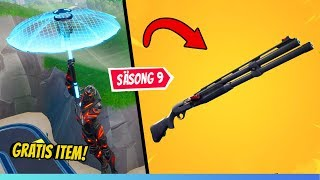 NEW FREE GLIDER IN FORTNITE * THE GAME'S BEST?? * NEW COMBAT SHOTGUN IS THE OP?