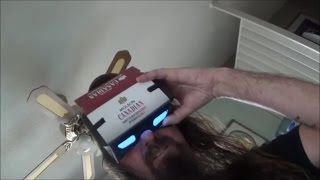 molson canadian virtual reality glasses/review