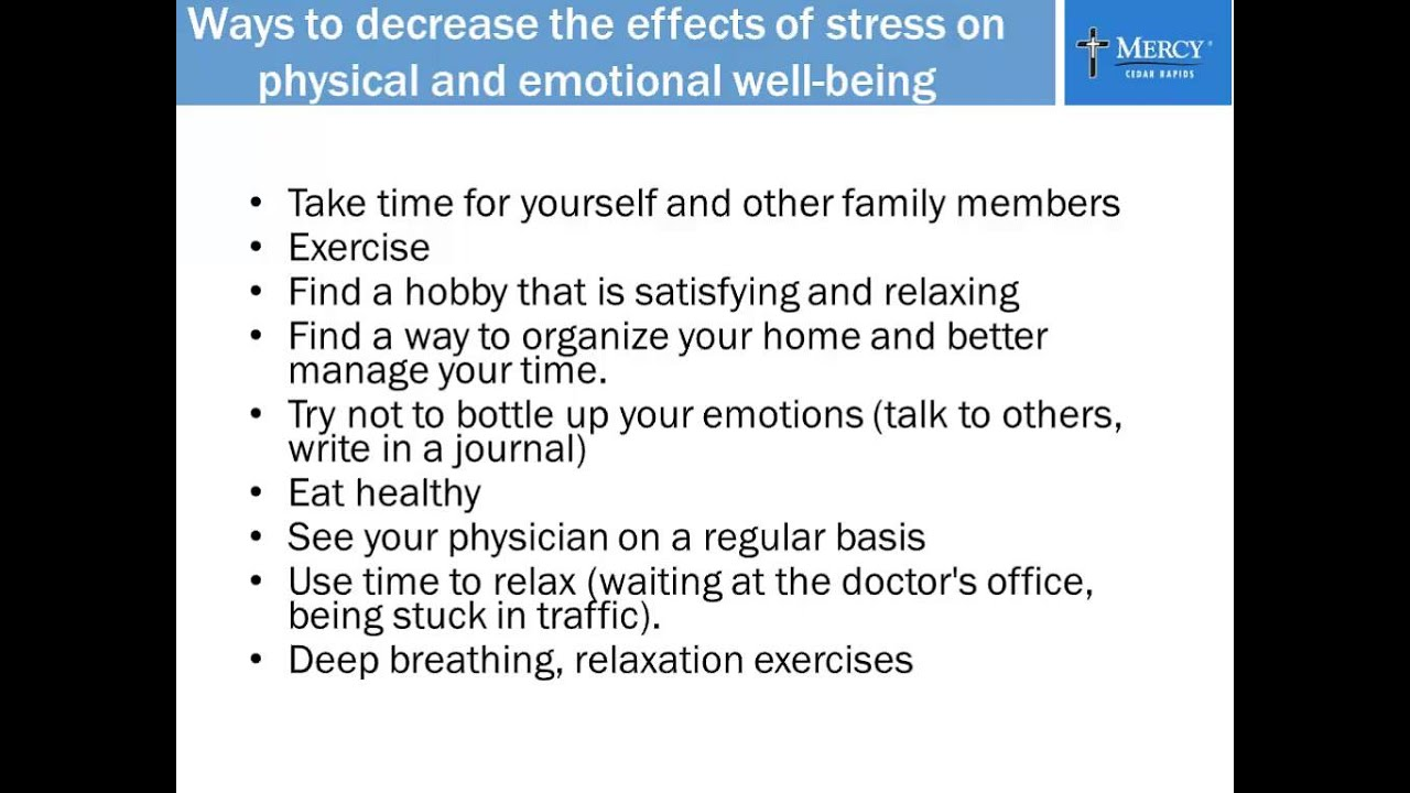 Coping with Stress for Families of Children with Autism