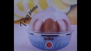 [egg steame_leiko] 계란 삶는 스팀기로 …