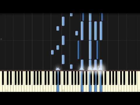 Tiesto - Adagio For Strings [Piano Tutorial] (Synthesia)