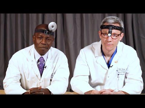 Examination Head Mirror Reflector Light Physician Nose Ear