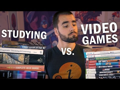 How to Balance Video Games and Studying - College Info Geek