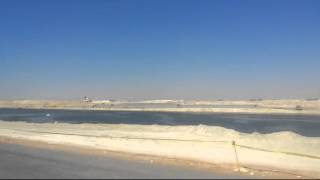 See the new Suez Canal on the second anniversary to isolate Morsi 2015