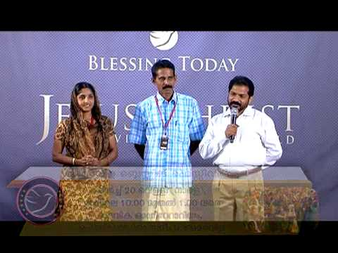 Download Blessing Today 1077 (19 Mar 2015) | Testimony Special