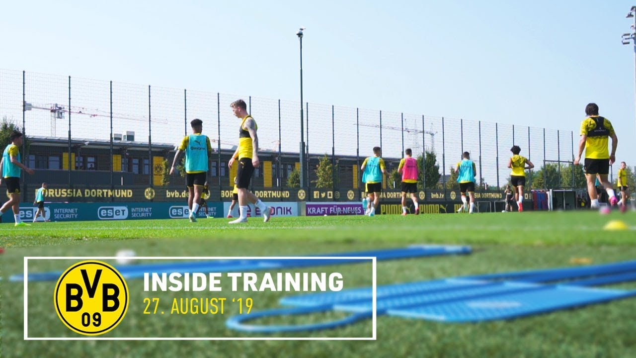 Inside Training: Skills, Torwart-Training und Ballbesitz beim BVB