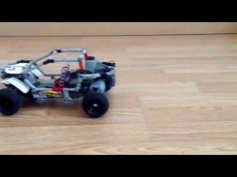 lego technic buggy axr 400 crossbone by sheepo youtube. Black Bedroom Furniture Sets. Home Design Ideas