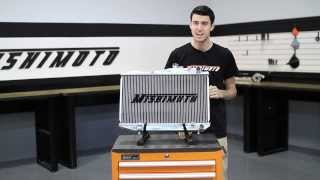 1983 - 1987 Toyota Corolla AE86 Performance Aluminum Radiator Features & Benefits by Mishimoto