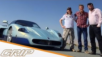 3 Millionen Euro Spielzeug   Maserati MC12 Corsa   GRIP