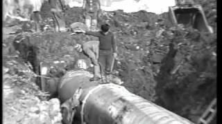 Газопровод(Gazoprovod).avi(Из архивов....надо поделиться 1999-2000 год.- Югорск ХМАО...кап.ремонт газопровода СРТО-Урал., 2010-11-22T08:52:43.000Z)