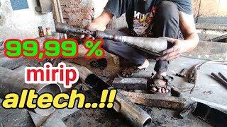 Gambar cover Bobok Knalpot RX KING ala Altech    tenaga atas bawah jengat....
