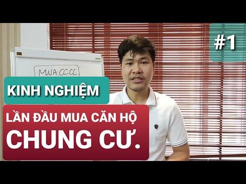 Lần Đầu Mua Chung Cư - Những điều nên biết trước khi mua P1  Trần Minh BĐS
