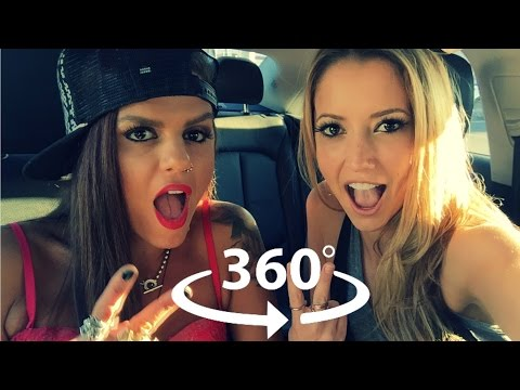 360°  RIDE  Twenty One Pilots  360° Music   Ft Taryn Southern & Red Savva