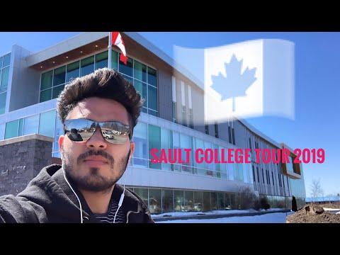 Sault College Tour 2019   Canada   Student Life Canada