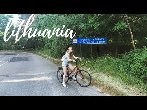 LITHUANIA: VILNIUS & CURONIAN SPIT TRAVEL GUIDE