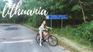LITHUANIA: VILNIUS & CURONIAN SPIT TRAVEL GUIDE