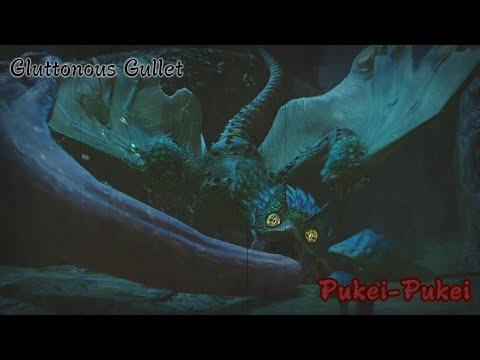 Monster Hunter Rise  PukeiPukei Boss Fight 14