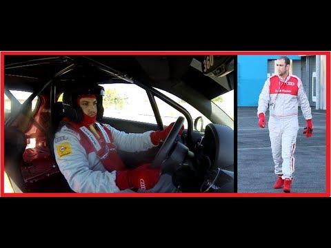 irl j 39 ai conduit une voiture de course sur circuit audi endurance exp rience youtube. Black Bedroom Furniture Sets. Home Design Ideas