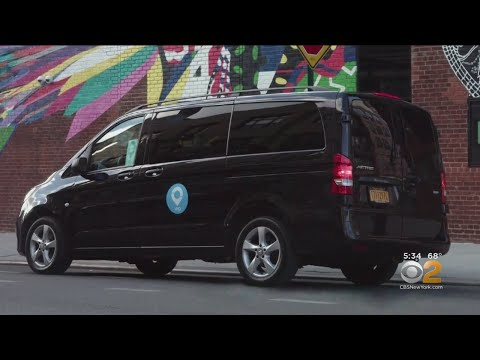 Jersey City Unveils On-Demand Bus System