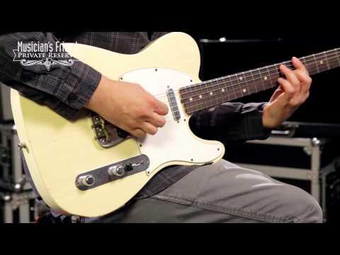 Fender Custom Shop Postmodern Journeyman Relic Telecaster Electric Guitar