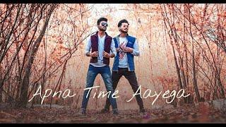 Apna Time Aayega | Gully Boy | | Best Dance Choreography| | Rohit singh & mayur gehlot!