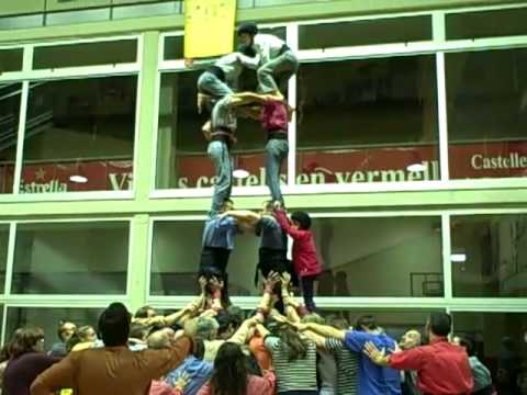 Castellers de Barcelona + Centre College