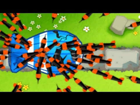 The Neva-Miss Targeting Ace - The Most Underrated Tower In Bloons TD 6?