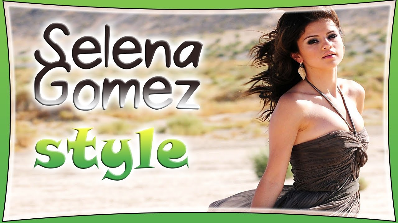 Selena Gomez Style Dress Up Game For Kids Youtube