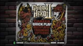 Guitar Hero II (PS2 Gameplay)