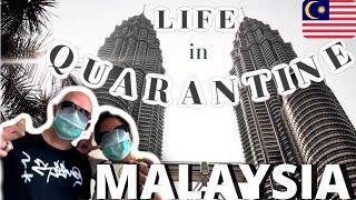 Foreigners In Malaysia During Mco | Quarantine In Kuala Lumpur Lockdown