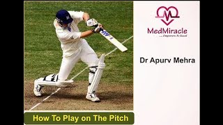 Video No. 57 How to play on the pitch By Team MedMiracle