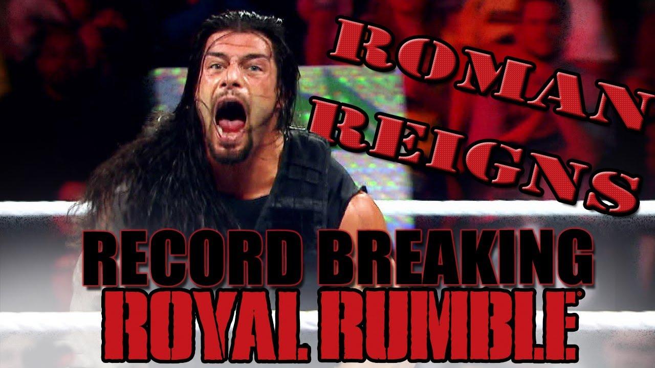Resultado de imagem para roman reigns royal rumble 2014