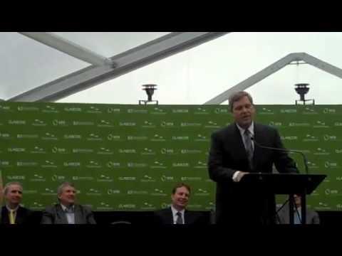 USDA Ag Secretary Tom Vilsack Gives BioProcess Algae Dedication Keynote Speech   YouTube 586o 360p