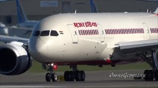 The 28th Boeing 787 Dreamliner Air India VT-ANC Finishes High Speed Taxi Testing @ KPAE