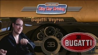 City Car Driving   Bugatti Veyron [G27]