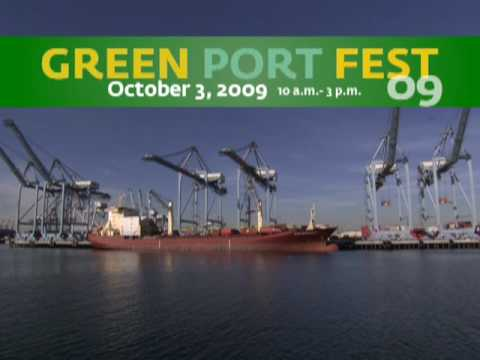Green Port Fest 60 Second Promo