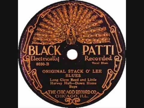 Long Cleve Reed and Little Harvey Hull-Down Home Boys - Original Stack O' Lee Blues