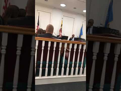 Kent County MD Commissioners Meeting 9/19/17 part 1