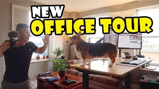 new-corner-office-setup-tour-behind-the-scenes-extra-after-college