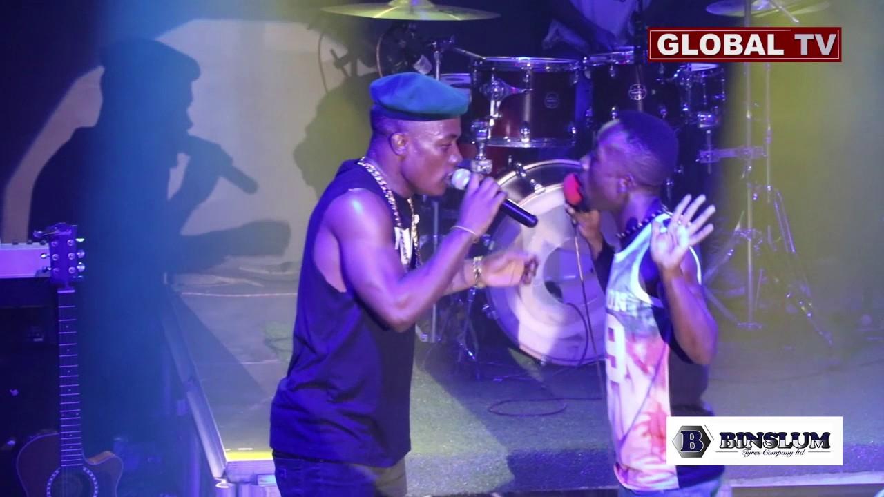 Download Live Perfomance Show Me ya Harmonize na Rich Mavoko