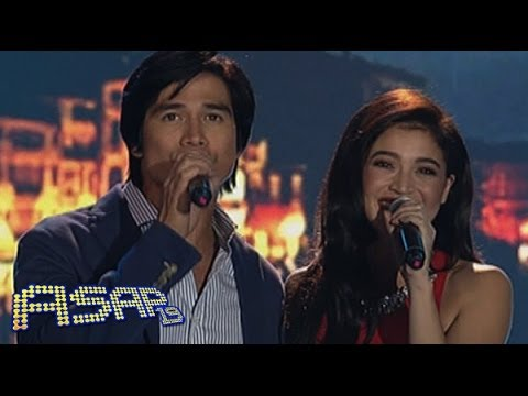 Piolo Pascual & Anne Curtis 'Way Back Into Love' duet on ASAP