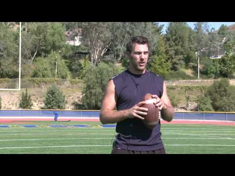 Football Basics : How to Throw a Football Like a Pro